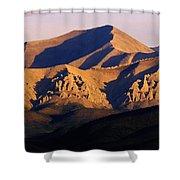 Richardson Mountains, Dempster Highway Shower Curtain