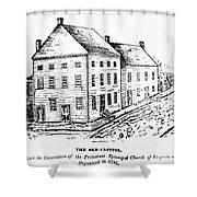 Richmond: First Capitol Shower Curtain