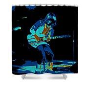 Cosmic Derringer In Spokane 1977 Shower Curtain