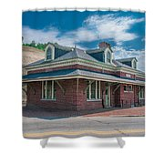 Ridgway Depot 16744 Shower Curtain