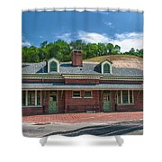 Ridgway Depot 16747 Shower Curtain