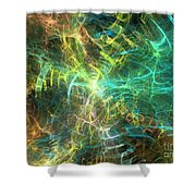 Rigel Shower Curtain