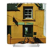 Ring Of Kerry, Co Kerry, Ireland Post Shower Curtain