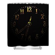 Rise And Shine IIi Art Shower Curtain