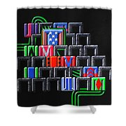 River City Shower Curtain