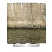 River In The City 2 Shower Curtain