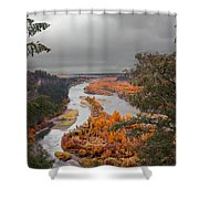 River Overlook Shower Curtain