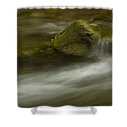 River Rapid 7 Shower Curtain