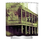 River Road At New Roads La Shower Curtain
