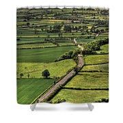Road Of Thousand Dreams Shower Curtain