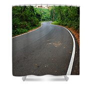 Road To Destiny Shower Curtain