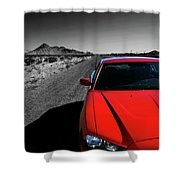 Road Trippin' Shower Curtain