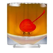 Rob Roy Cocktail Shower Curtain