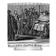 Robert Barnes (1495-1540) Shower Curtain by Granger