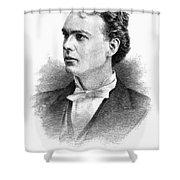 Robert Burns Wilson Shower Curtain