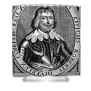 Robert Devereux (1591-1646) Shower Curtain