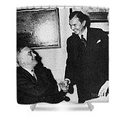 Robert H. Jackson (1892-1954) Shower Curtain