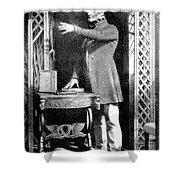 Robert Knox, Scottish Anatomist Shower Curtain