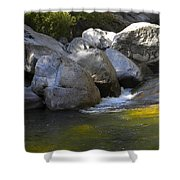 Rock Creek Shower Curtain