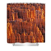 Rocky Canyon Shower Curtain