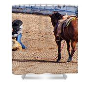 Rodeo 11 Shower Curtain