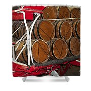 Rodeo 16 Shower Curtain
