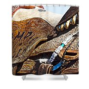 Rodeo 17 Shower Curtain