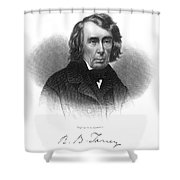 Roger B. Taney (1777-1864) Shower Curtain