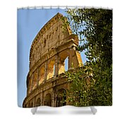 Roman Coliseum Shower Curtain