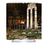 Roman Ruins 1 Shower Curtain