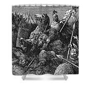 Rome: Belisarius, C537 Shower Curtain