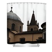 Rome Church Shower Curtain