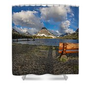 Room To View Shower Curtain