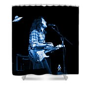 Rory With Special Blues Guests Shower Curtain