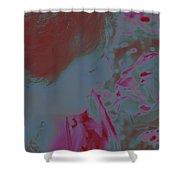 Rose Aroma Shower Curtain