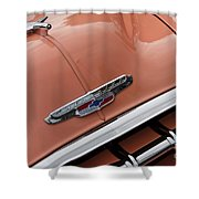 Rosy 52 Shower Curtain
