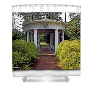 Rotunda Shower Curtain