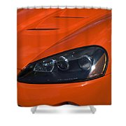 Route 66 Classic Cars 8 Shower Curtain