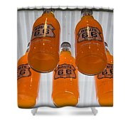 Route 66 Soda Shower Curtain