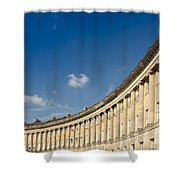 Royal Crescent Shower Curtain