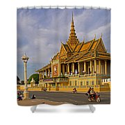 Royal Palace Shower Curtain