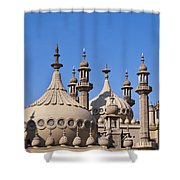 Royal Pavillion - Brighton England Shower Curtain