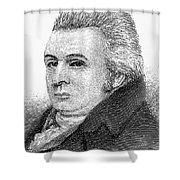 Royall Tyler (1757-1826) Shower Curtain