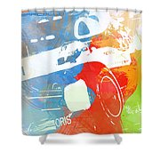 Rubens Baricello Shower Curtain