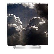 Rumble Shower Curtain