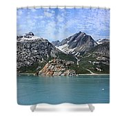 Russell Island Shower Curtain