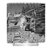 Rustic Abode Shower Curtain