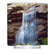 Sabbath Day Waterfall Shower Curtain