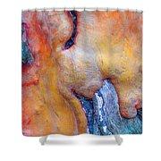 Sacred Shower Curtain