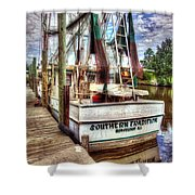 Safe Harbor Southern Tradition Shower Curtain
